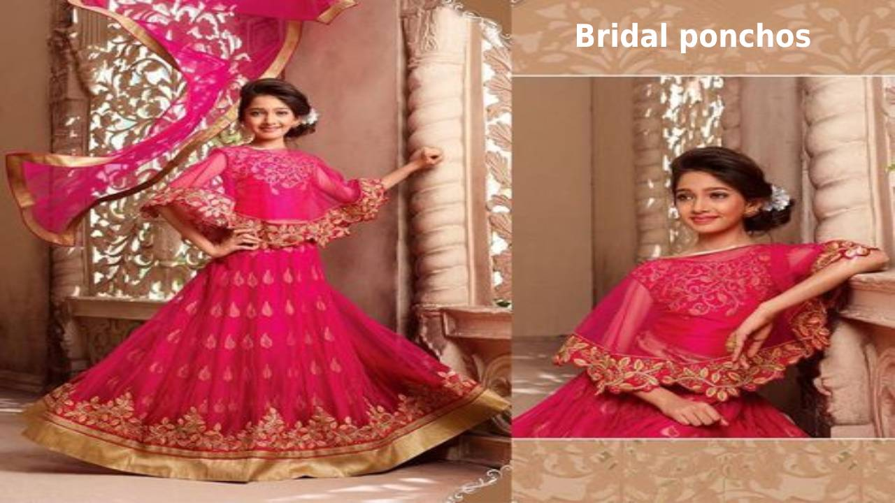 Bridal ponchos (1)