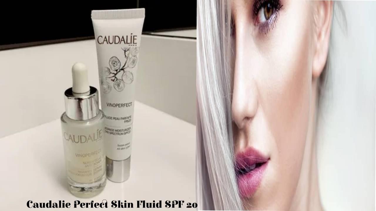 Caudalie Perfect Skin Fluid SPF 20