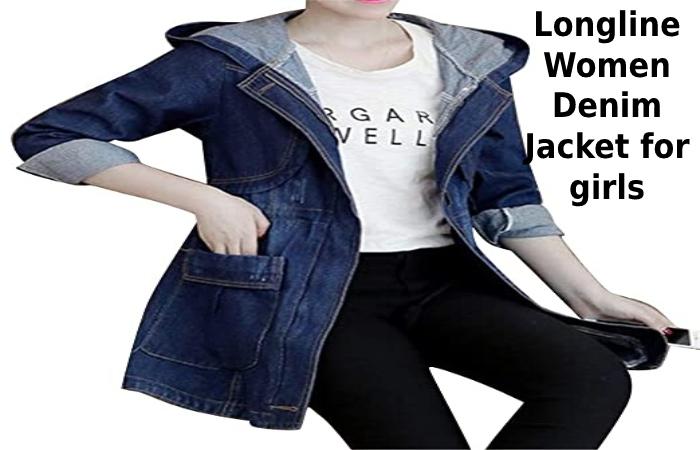 Denim Jacket for Girls (1)