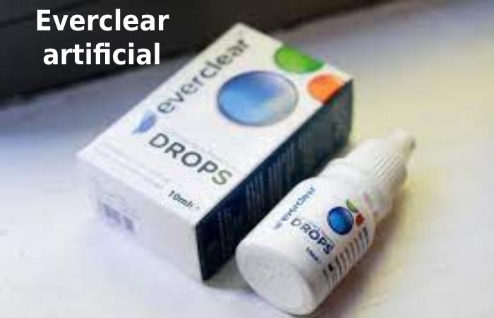Everclear artificial tears