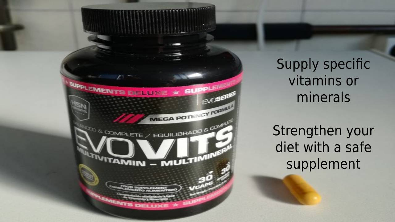 Evovits from HSN _ Multivitamins and Minerals