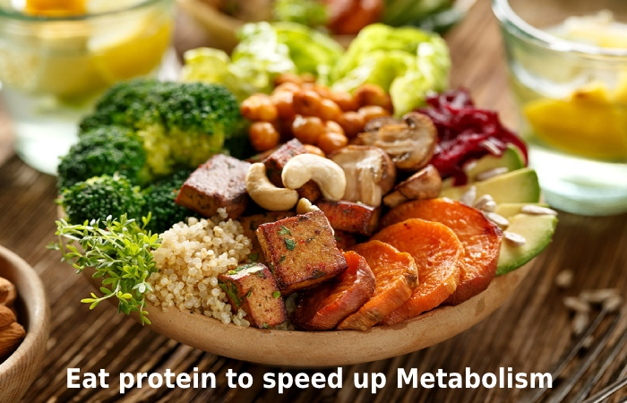 How to speed up your metabolism (1)