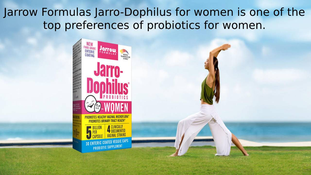 Jarrow Formulas Jarro-Dophilus for Women