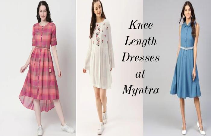 Knee Length Dresses (1)