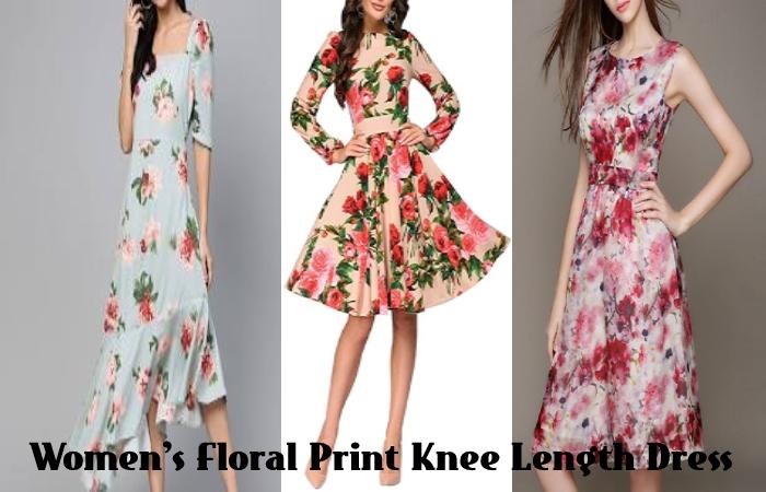 Knee Length Dresses (3)