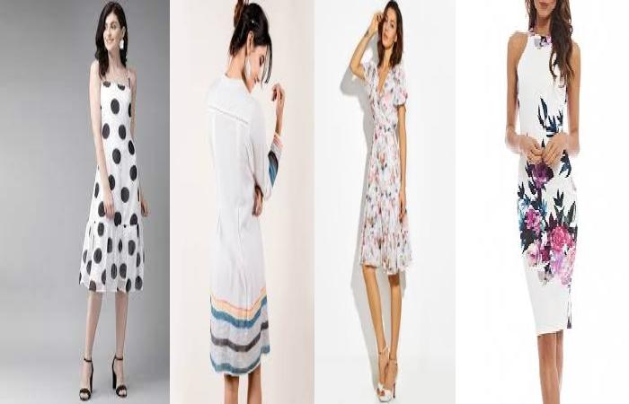 Knee Length Dresses (4)