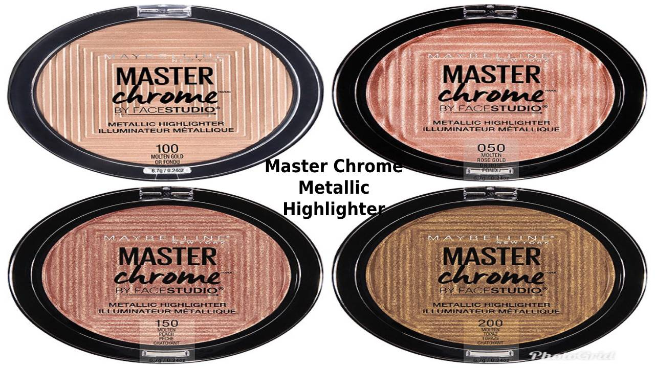Master Chrome Metallic Highlighter (1)