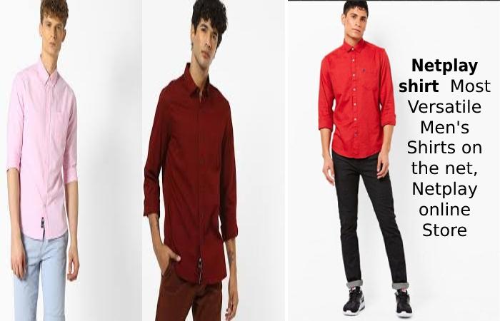 Netplay Shirts (1)