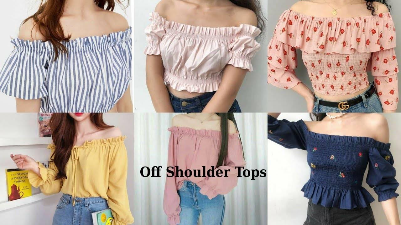 Off Shoulder Tops (1)