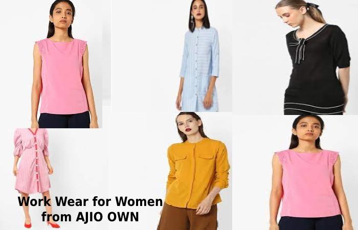 Office wear for Women (2)
