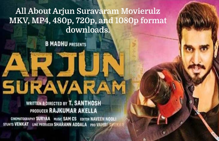 Arjun Suravaram Movierulz