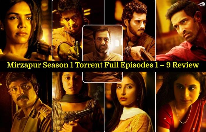Mirzapur Season 1 Torrent