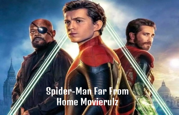 Spiderman Far From Home Movierulz (1)